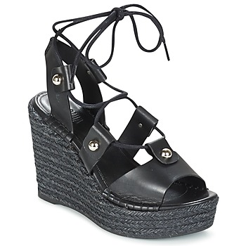 Shoes Women Sandals Sonia Rykiel 622908 Black