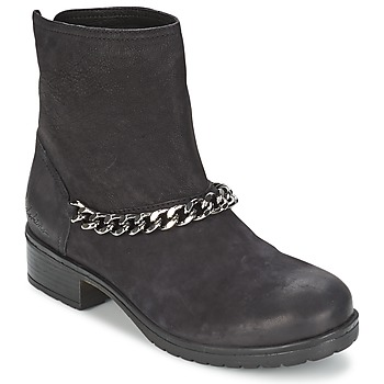 Shoes Women Mid boots Redskins LEPICA Black
