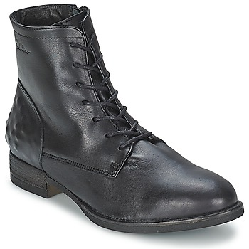 Shoes Women Mid boots Redskins SOTTO Black