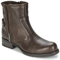 Shoes Women Mid boots One Step IAGO Choco