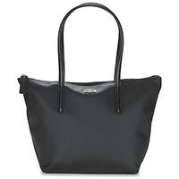 Bags Women Shopper bags Lacoste L.12.12 CONCEPT S Black