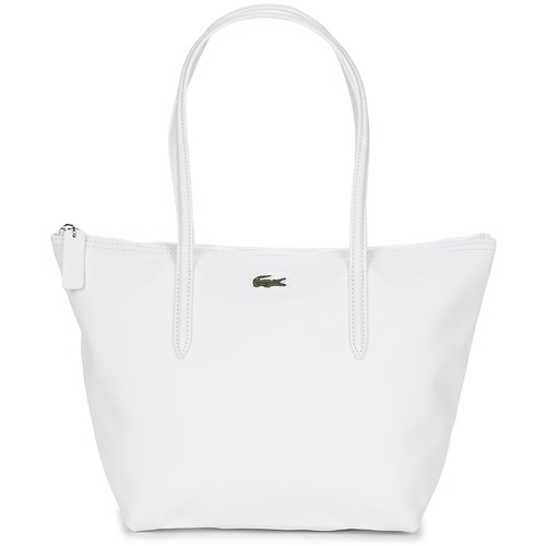Lacoste L.12.12 CONCEPT S White - Fast delivery with Spartoo Europe ... c235745a8a9
