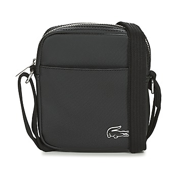 Bags Men Pouches / Clutches Lacoste MEN'S CLASSIC Black