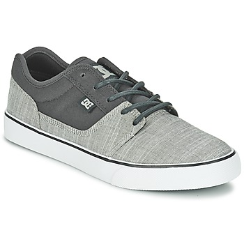 Shoes Men Low top trainers DC Shoes TONIK TX SE M SHOE 011 Grey