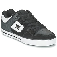 Shoes Men Skate shoes DC Shoes PURE SE M SHOE BKW Black / White