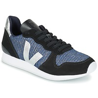 Shoes Women Low top trainers Veja HOLIDAY LOW TOP Silver