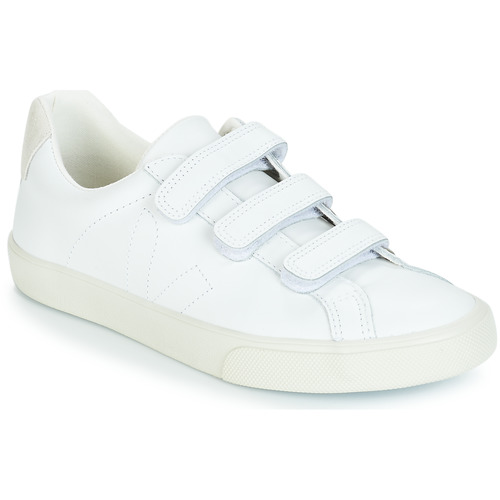 Shoes Women Low top trainers Veja 3 - LOCK White