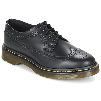 Shoes Men Derby shoes Dr Martens 3989 Black