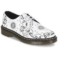 Shoes Derby shoes Dr Martens 1461 White / Black