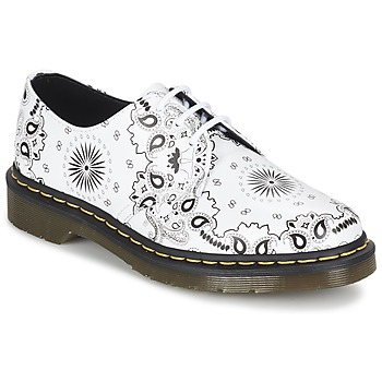 Shoes Derby shoes Dr Martens 1461 White / Black
