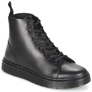 Shoes Women High top trainers Dr Martens TALIB Black