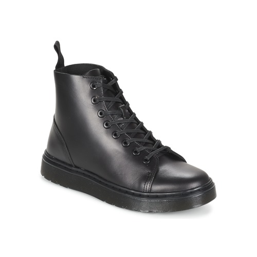 cc01677b408 Dr Martens TALIB Black - Fast delivery with Spartoo Europe ! - Shoes ...