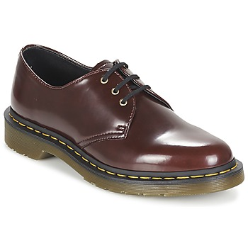 Shoes Women Derby shoes Dr Martens VEGAN 1461 Red / Cherry