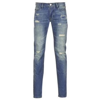 material Men slim jeans Armani jeans NAKAJOL Blue