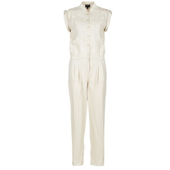 material Women Jumpsuits / Dungarees Armani jeans FOFFIA Beige