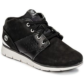 Shoes Boy High top trainers Timberland KILLINGTON CHUKKA Black
