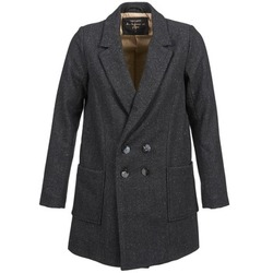 material Women coats Teddy Smith MELINA Grey
