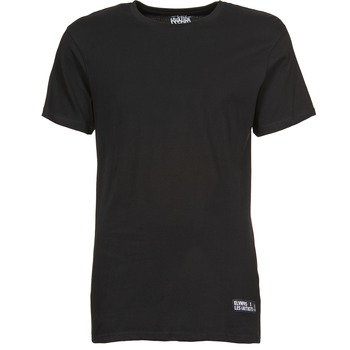 material Men short-sleeved t-shirts Eleven Paris HALIF Black
