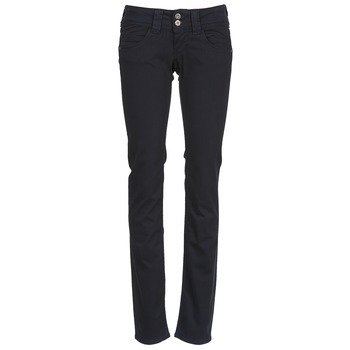 material Women 5-pocket trousers Pepe jeans VENUS Black / 999