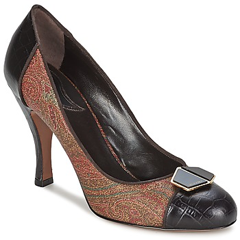 Shoes Women Court shoes Etro 3074 Brown