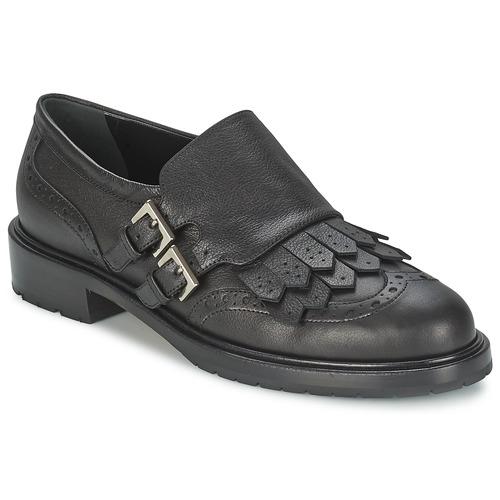 Shoes Women Derby shoes Etro 3096 Black