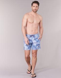 material Men Trunks / Swim shorts Napapijri VAIL Blue