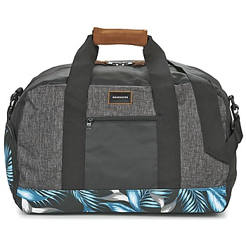 Bags Men Luggage Quiksilver MEDIUM SHELTER Grey / Blue