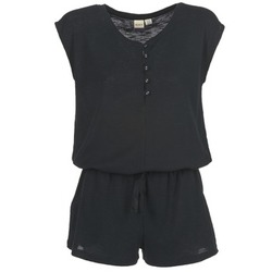 material Women Jumpsuits / Dungarees Roxy ALWAYS ON MY MIND Black