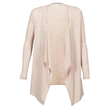 material Women Jackets / Cardigans Majestic 518 Beige