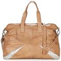 Pieces JACE LEATHER TRAVEL BAG