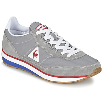Shoes Men Low top trainers Le Coq Sportif AZSTYLE GUM Grey