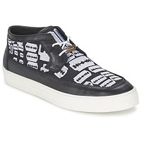 Shoes Men High top trainers McQ Alexander McQueen 353659 Black