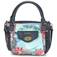 Bags Women Handbags Desigual MCBEE MINI  KOTAO MARINE / Multicoloured