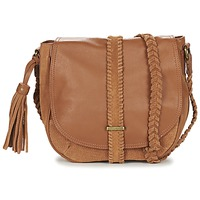 Bags Women Shoulder bags Ikks THE WAITER COGNAC