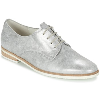 Shoes Women Derby shoes Gabor TILA Silver