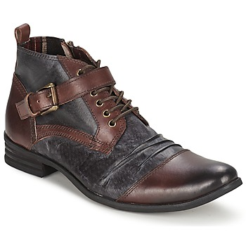 Shoes Men Mid boots Kdopa WILHEM Brown