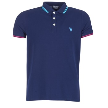 material Men short-sleeved polo shirts U.S Polo Assn. BARNEY MARINE