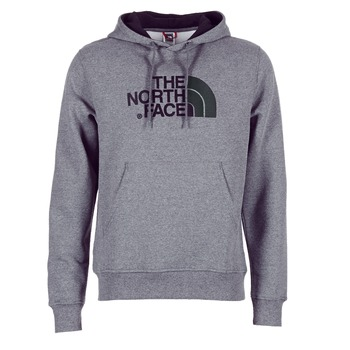 material Men sweaters The North Face DREW PEAK PULLOVER HOODIE Grey