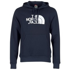 material Men sweatpants The North Face DREW PEAK PULLOVER HOODIE MARINE