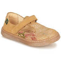 Shoes Girl Ballerinas El Naturalista KEPINA BEIGE