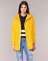 material Women Parkas Loreak Mendian BUSTI Yellow