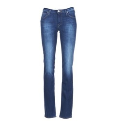 material Women straight jeans Lee MARION STRAIGHT Blue / Medium