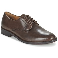 Shoes Men Derby shoes Ralph Lauren MOLLINGTON Brown