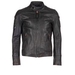 material Men Leather jackets / Imitation leather Redskins HAMILTON Black