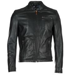 material Men Leather jackets / Imitation leather Redskins SADLER Black