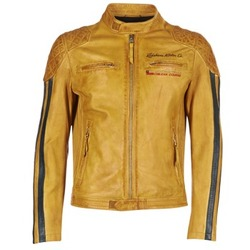 material Men Leather jackets / Imitation leather Redskins RIVAS Yellow