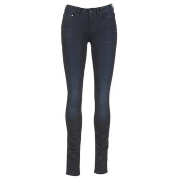 material Women Skinny jeans G-Star Raw 3301 HIGH SKINNY Blue