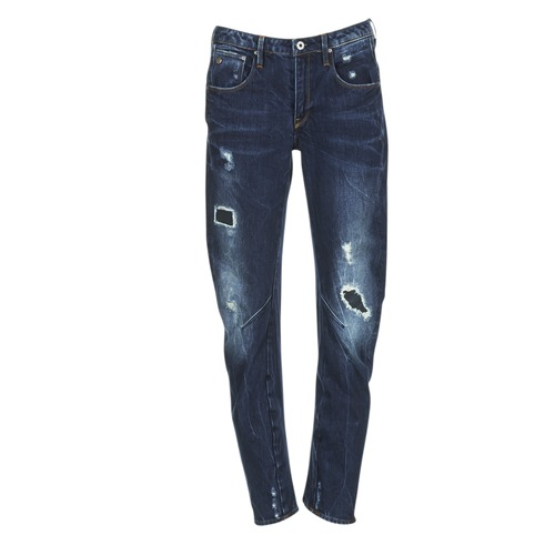 material Women Boyfriend jeans G-Star Raw ARC 3D LOW BOYFRIEND Blue / Raw