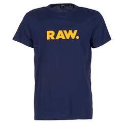 material Men short-sleeved t-shirts G-Star Raw RAW DOT MARINE