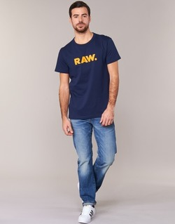 material Men short-sleeved t-shirts G-Star Raw RAW DOT MARINE